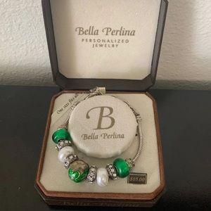 Bella Perlina Clover Bracelet